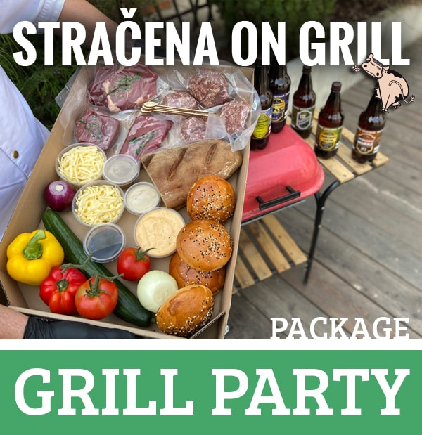 GRILL PARTY PACKAGE